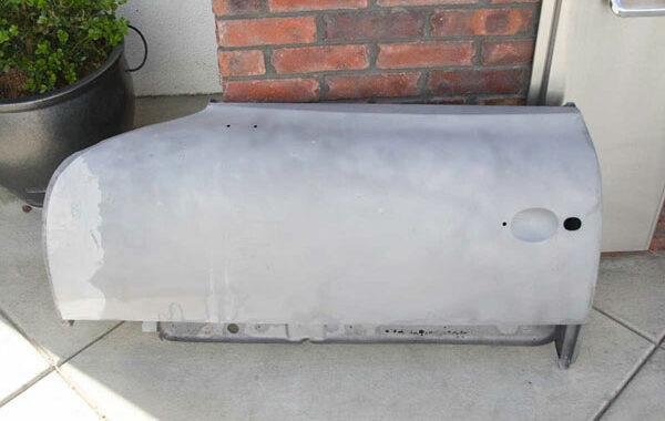 ABCGT How To: Porsche Door Rust Repair Part 1 By Tom Perazzo